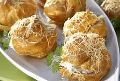Odpalované těsto Cake Cookies, Baked Potato, Potatoes, Homemade, Baking, Ethnic Recipes, Food, Hampers, Cooking Recipes