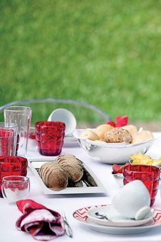 Tableware and Tramontina Kitchenware, Tableware, Bbq, Table Decorations, Design, Home Decor, Barbecue, Dinnerware, Decoration Home