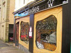 twofatladies Seafood Restaurant, Glasgow, Scotand