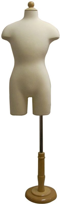PGM Bauman New York Vintage Child Dress Form 1954 (Half Body ...