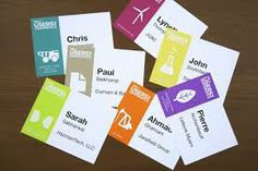 different colored sides name tag conference recherche google color me inspired pinterest conference badges motion graphics and logos - Name Tag Design Ideas