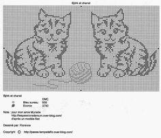 un solo color Funny Cross Stitch Patterns, Cross Stitch Freebies, Cross Stitch Charts, Filet Crochet Charts, Crochet Diagram, Beaded Cross Stitch, Crochet Cross, Crochet Skull Patterns, Crochet Cushions