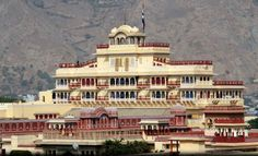 The Raj Palace, Jaipur, Rajasthan, India