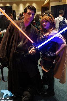 #StarWars #Jedi #2012 #Con