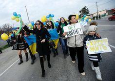 Bakhchisaray maaliskuu 2014, kuva lähteestä abcnews.go.com