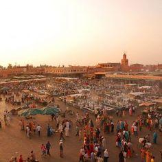 Morocco Tours for Muslim Travelers | Halal Tourism Specialists www.safarsalamatours.com #morocco #tourism #spain #unesco