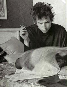 Bob Dylan reads really fast