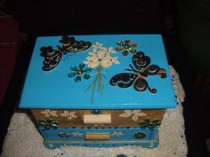butterflies and flowers by SMILESbyMonaLisa on Etsy