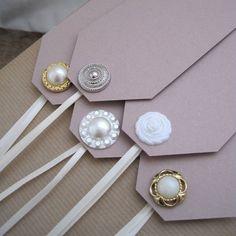 Handmade invite idea