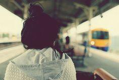 wait train