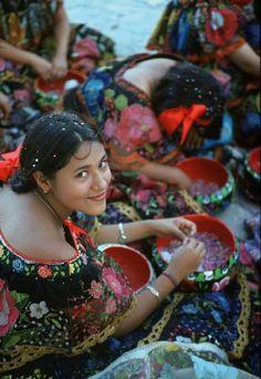 La Cara De Los Mayas, Chiapas