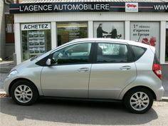 Used Mercedes-Benz A 180 van in Eghezée for € 8,490.-