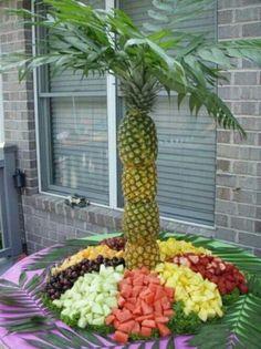 Nice voor een Hawaï thema feest