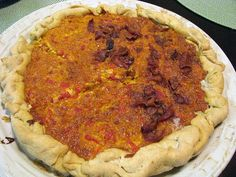 SOUTHERN COOKIN' !!!  Pimento Cheese Pizza w/Bacon