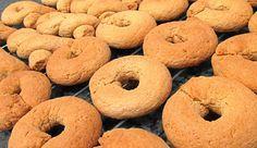 Roscos de Anis al horno típicos de Semana Santa