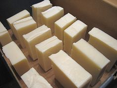 DYI soap making for beginners. Excellent step by step instructions.