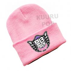 Girls' Generation Beanie - Pink  A must-have for all SONEs, this beanie is perfect for keeping comfy and warm in style. It features Girls' Generation's 'I Got A Boy' logo against a pink background.  - One size only. - Beanies should fit everyone age 10 and up (including adults), but are not recommended for larger heads. - High-quality print.