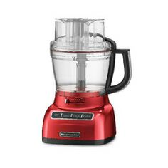 The KitchenAid Food Processor introduces the first-ever ExactSlice externally adjustable slicing system in a counter-top food processor. One of the best processors that KitchenAid has made to date.