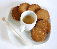 Un biscotto al giorno: Biscotti con farina di castagne