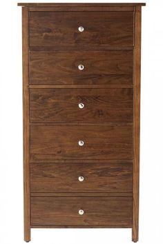 Deerfield 5-Drawer Chest - Dressers & Chests - Bedroom - Furniture | HomeDecorators.com