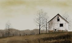 """Lonely Barn"" by Billy Jacobs"
