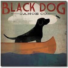 Image result for vintage retro dog posters