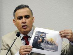 Comissão de Direitos Humanos e Legislação Participativa do Senado realiza audiência pública com Tarek William Saab, Defensor do Povo da Venezuela - 07/05/2015