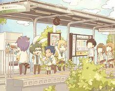 Kuroko no Basuke - Zerochan Anime Image Board