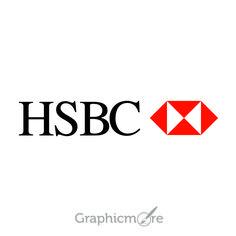 Hsbc logo vector