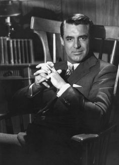 Cary Grant || curated (for your pleasure) by your friends at LuckyBloke.com
