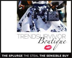 TRENDSURVIVOR BOUTIQUE- New In Fashion Cravings