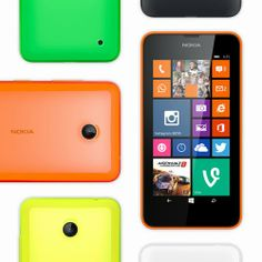 UNIVERSO NOKIA: Nokia Lumia 630 un terminale con WP8.1 al costo di...