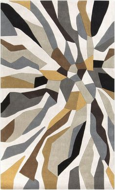 Surya COS9200 Cosmopolitan Gray Rectangle Area Rug