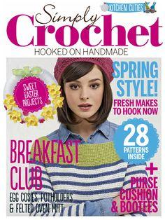 ... Crochet magazines on Pinterest Interweave crochet, Crochet magazine