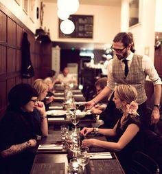 GOODE & WRIGHT   271 Portobello Road, London, W11 1LR - A French bistro with a proper British accent