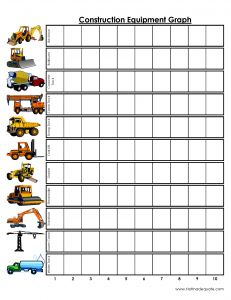 Construction Equipment Graph... More Travel Games - Not Inadequate