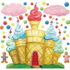 Candy Land Party Theme Decorations | candyland favors candyland birthday cached similarthis page will ...