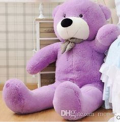 96e26288b81 New arrival 6.3 FEET TEDDY BEAR STUFFED LIGHT BROWN GIANT JUMBO 72