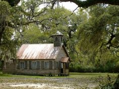 Off the Beaten Path at Orton Plantation near Southport NC. Ive been thinking about a road trip to this area. This might be a stop..:-)