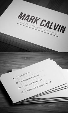 Business card design ideas and inspiration. Simple individual cards for a graphic designer. I love the black, white, grey, symbols and overall simplicity of the front and back designs. Corporate Design, Business Design, Branding Design, Identity Branding, Corporate Business, Brochure Design, Visual Identity, Simple Business Cards, Custom Business Cards