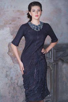 Julia Khabarova Felt dress