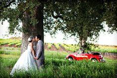 wedding photography that's so darn cute