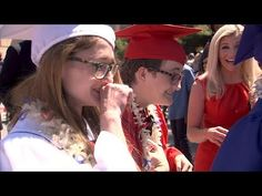 FOX5 Surprise Squad: Homeless Triplets Defy Odds Then Pulled from Graduation After Getting Diplomas - YouTube