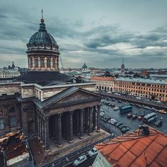 Санкт-Петербург -  Saint Petersburg