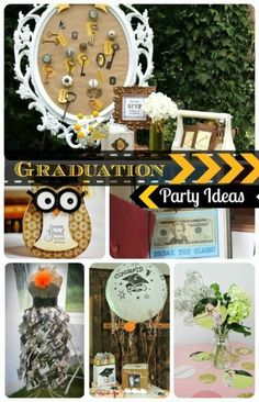 High School Graduation Party Ideas | Share on Facebook. Share on Twitter. Share on Google+ Share on ...