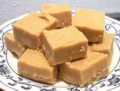 Homemade Golden Fudge