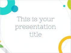 Puck presentation template
