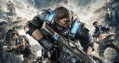 Microsoft celebra lanzamiento de Gears of War 4 - LEVELUP