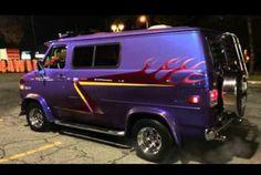 Custom 70's van                                                       …