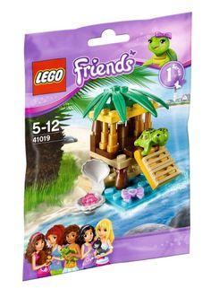 Lego 41019 Friends - Schildkröten-Hütte: +